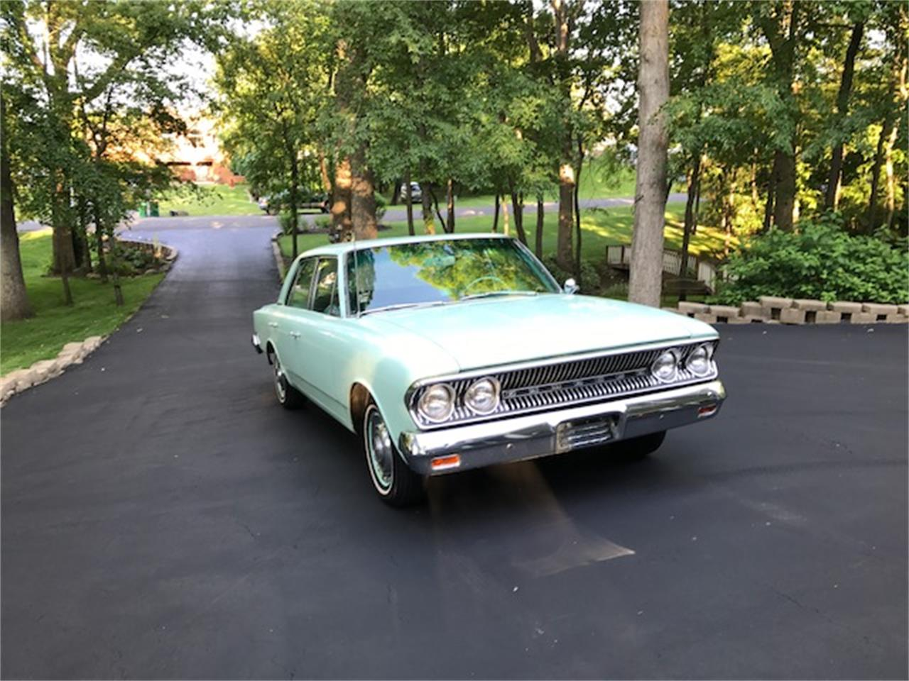 Large Picture of '63 Classic 550 located in Crystal Lake Illinois Offered by a Private Seller - LCY3