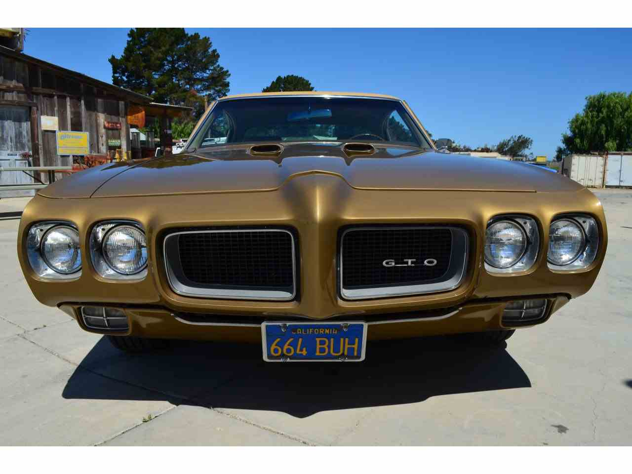 Large Picture of '70 GTO - LCYU