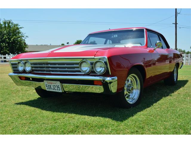 Picture of Classic 1967 Chevelle - $49,999.00 Offered by  - LCYV