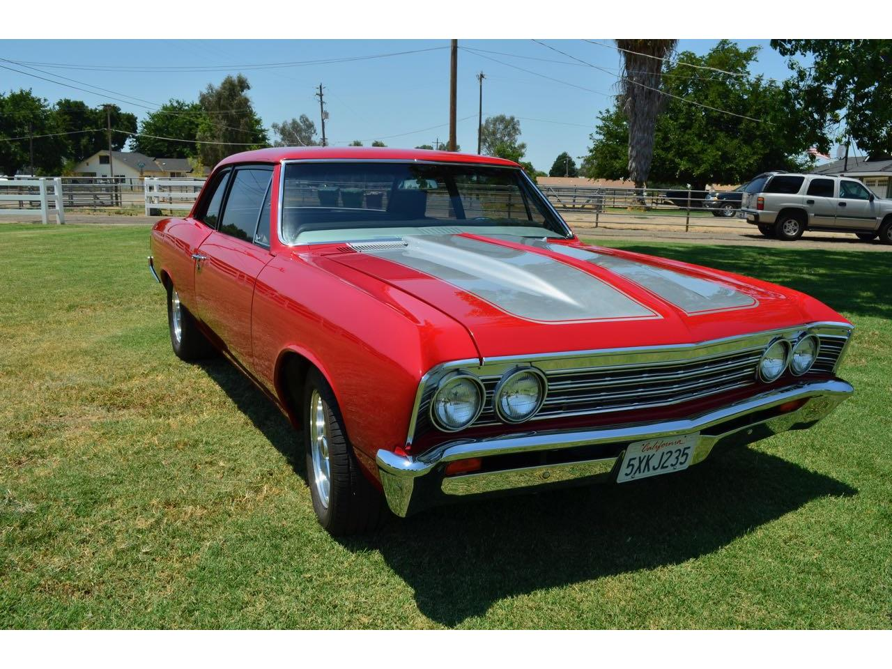 Large Picture of '67 Chevelle - LCYV