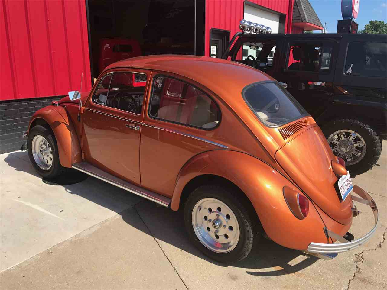 Large Picture of '65 Beetle - LCYY