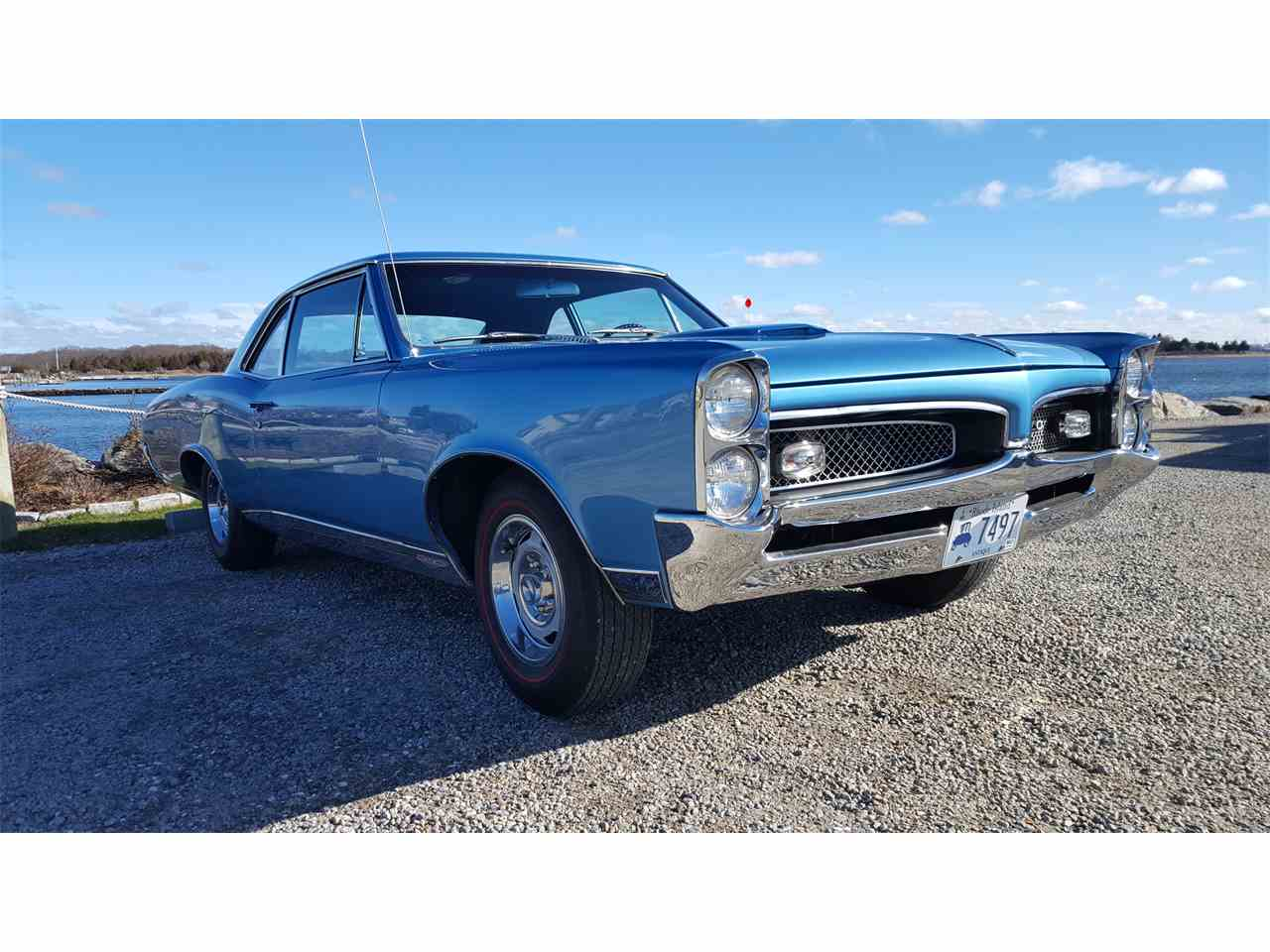 1967 pontiac gto for sale cc 996589. Black Bedroom Furniture Sets. Home Design Ideas