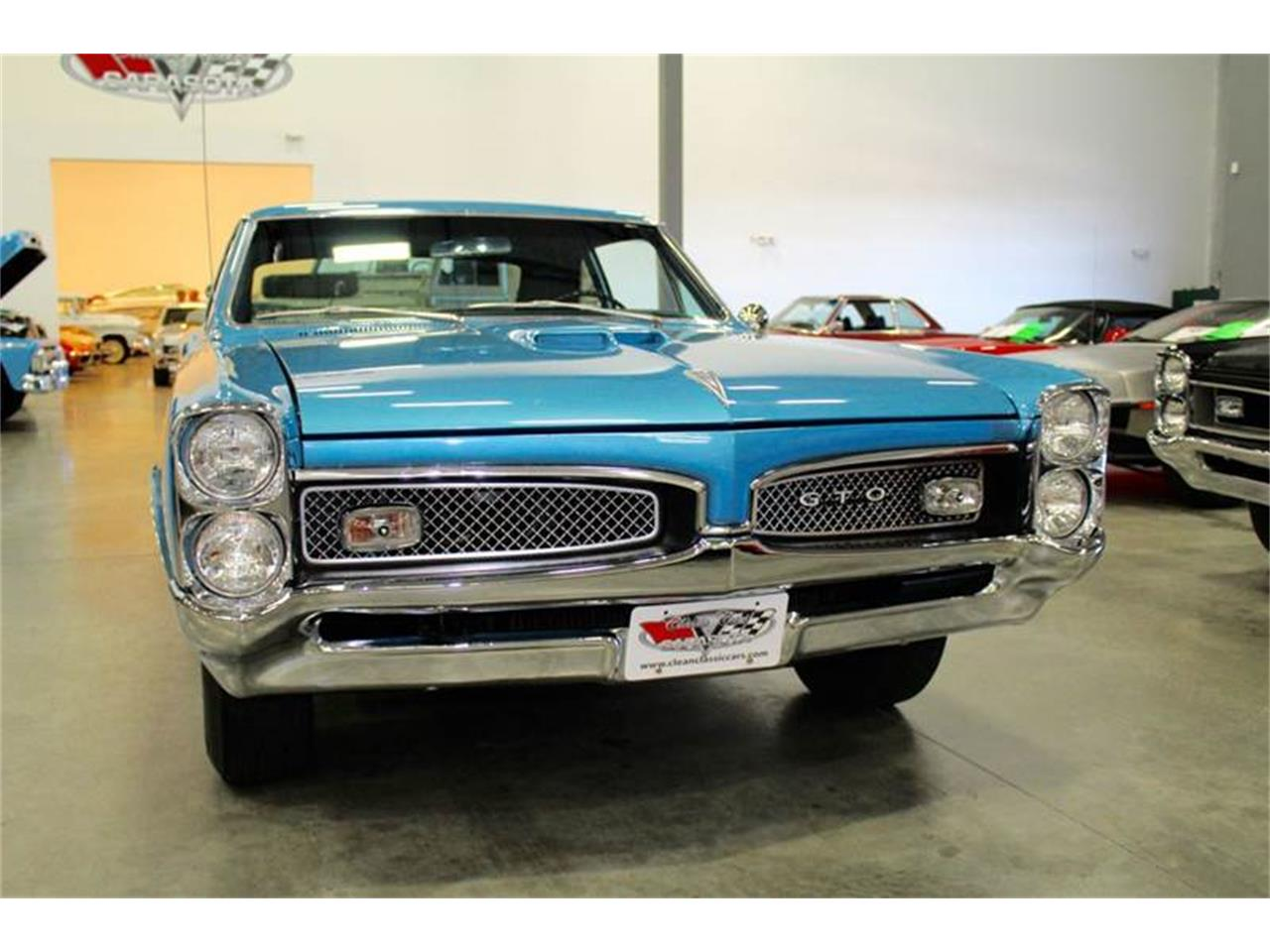 Large Picture of '67 GTO - LCZ1