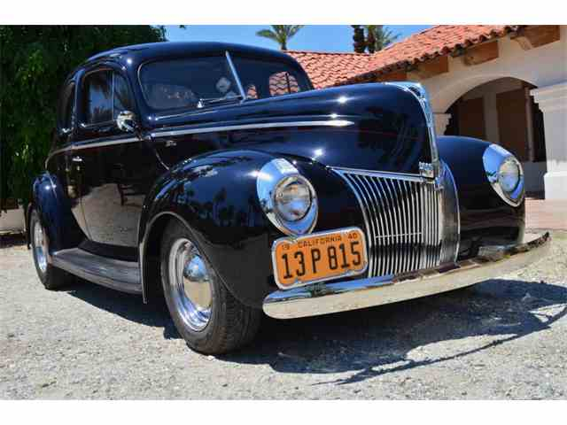 Picture of Classic 1940 01A 5 Window Coupe Offered by Spoke Motors - LCZB