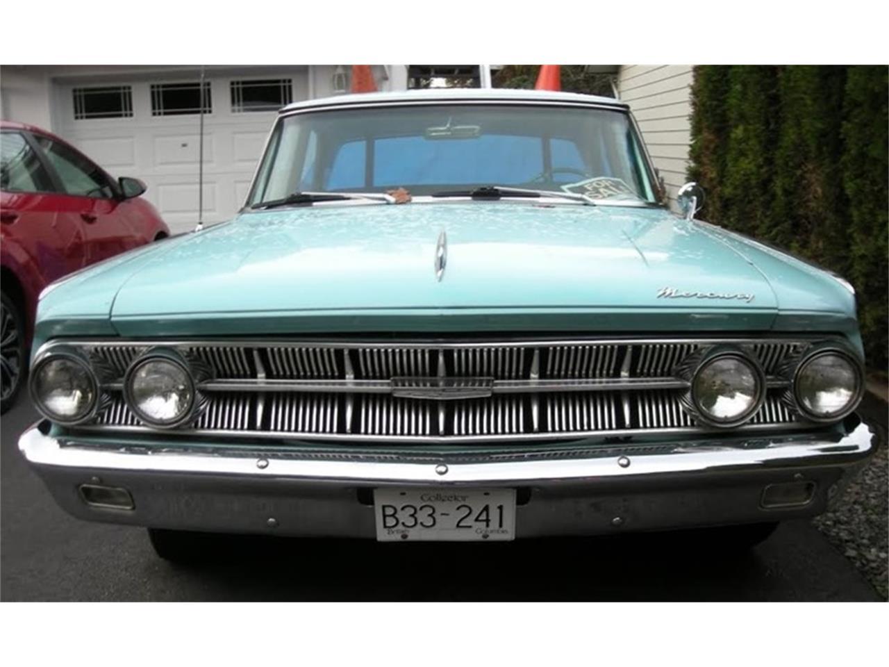 1963 Mercury Mercury Monterey for Sale   ClassicCars com