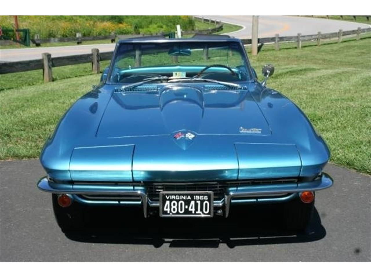 1966 Chevrolet Corvette Stingray For Sale Cc 996645 Chevy Large Picture Of 66 Ld0l