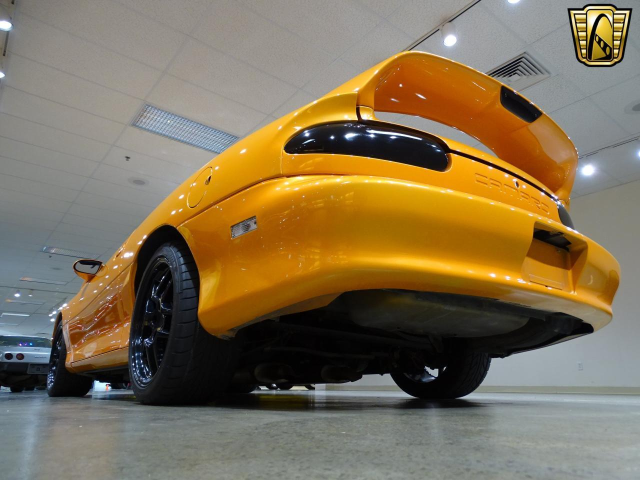 Large Picture of 1996 Chevrolet Camaro located in Illinois Offered by Gateway Classic Cars - St. Louis - L8EI