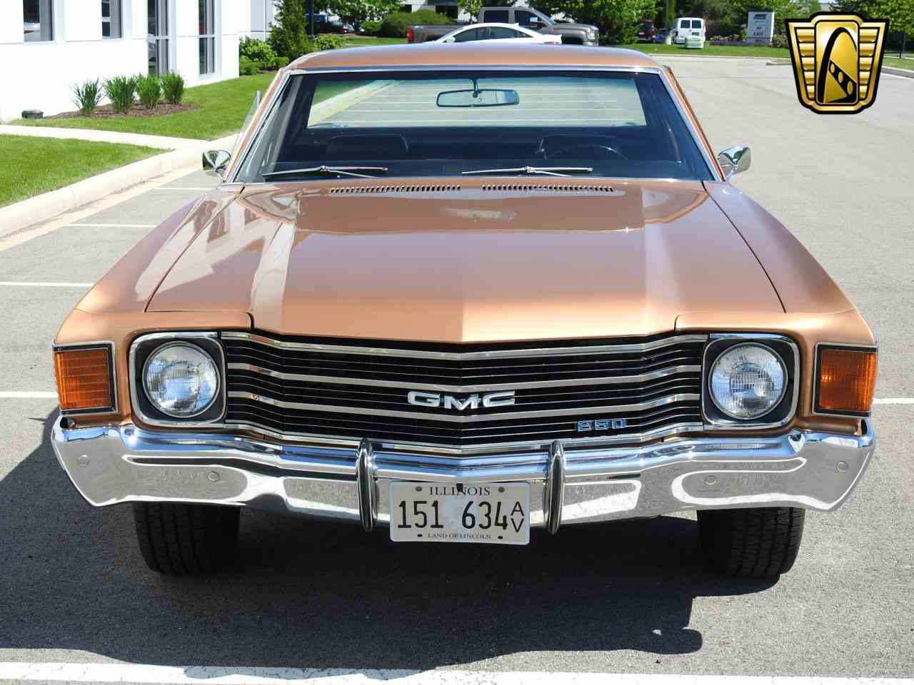 Large Picture of Classic 1972 GMC Sprint located in Kenosha Wisconsin - $29,995.00 - L8EJ