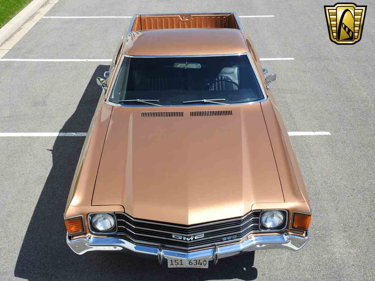 Large Picture of 1972 GMC Sprint Offered by Gateway Classic Cars - Milwaukee - L8EJ