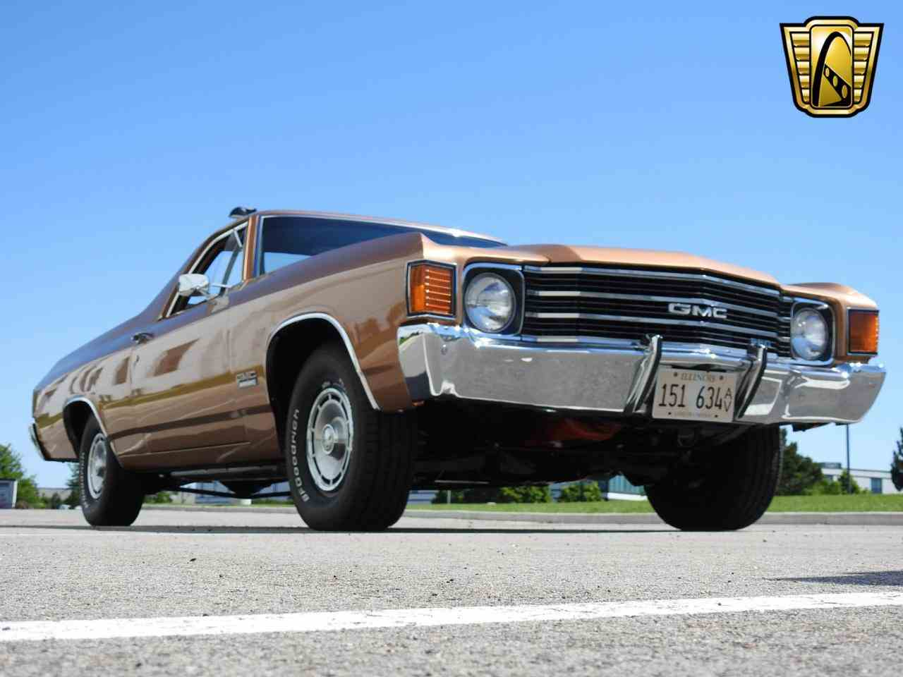 Large Picture of Classic '72 GMC Sprint - $29,995.00 Offered by Gateway Classic Cars - Milwaukee - L8EJ
