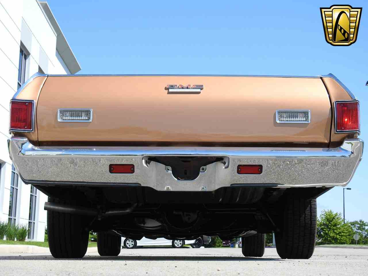 Large Picture of Classic 1972 GMC Sprint located in Wisconsin - L8EJ