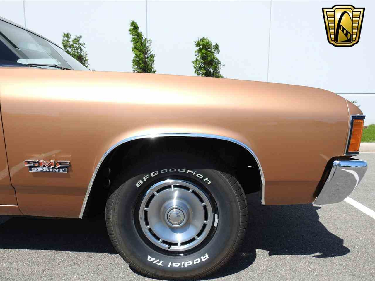 Large Picture of Classic '72 GMC Sprint located in Kenosha Wisconsin Offered by Gateway Classic Cars - Milwaukee - L8EJ