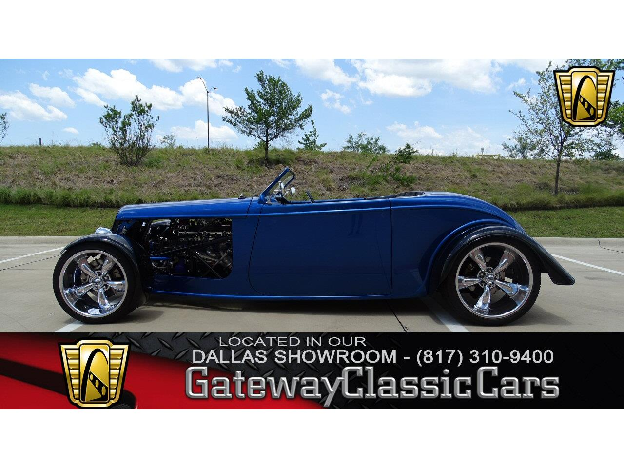 Large Picture of 1933 Type 33 Roadster located in Texas - L8EM