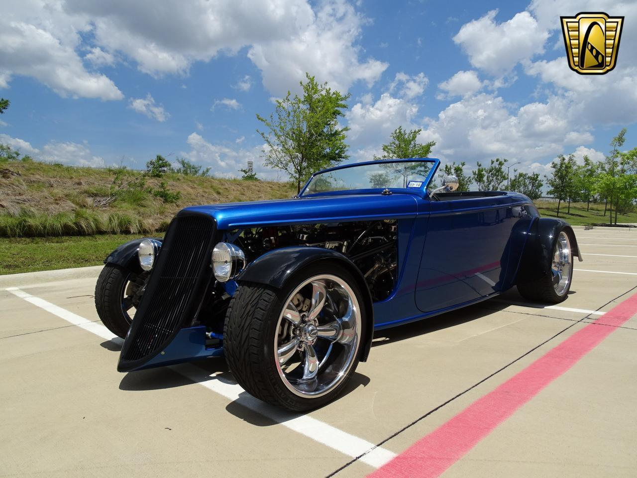 Large Picture of 1933 Factory Five Type 33 Roadster - $59,995.00 Offered by Gateway Classic Cars - Dallas - L8EM