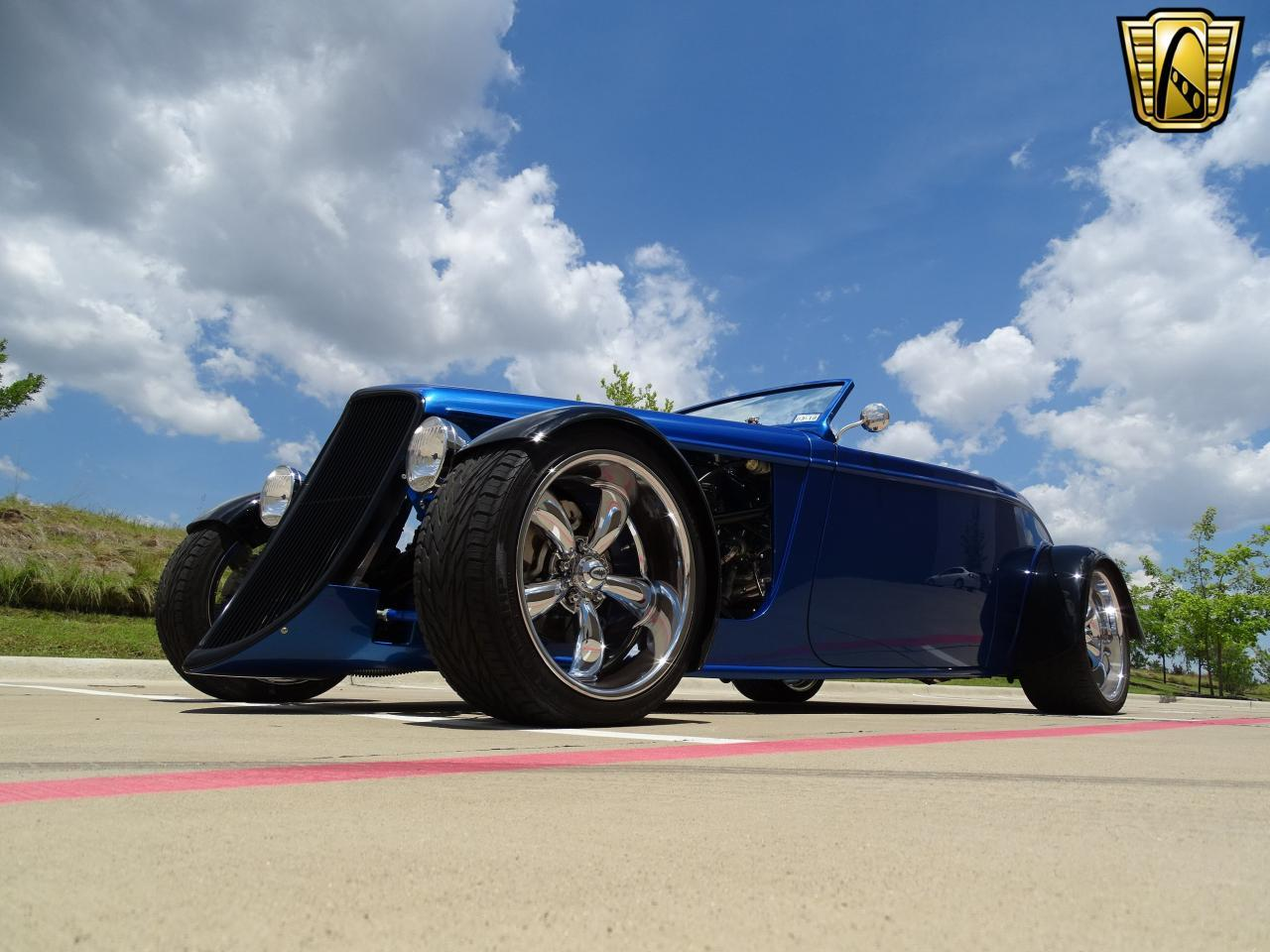 Large Picture of '33 Type 33 Roadster located in DFW Airport Texas - L8EM