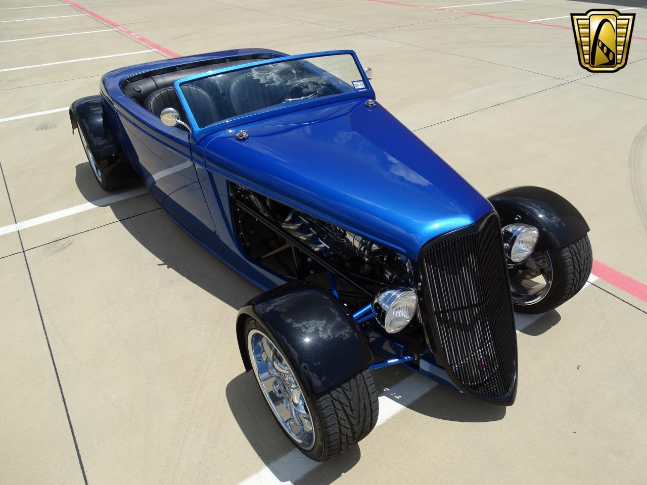 Large Picture of '33 Type 33 Roadster Offered by Gateway Classic Cars - Dallas - L8EM