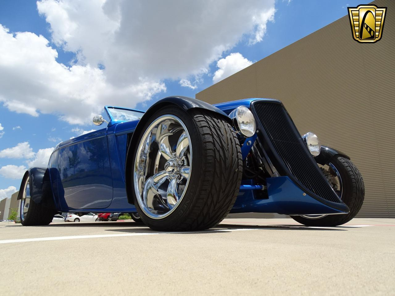 Large Picture of '33 Factory Five Type 33 Roadster located in DFW Airport Texas - $59,995.00 Offered by Gateway Classic Cars - Dallas - L8EM