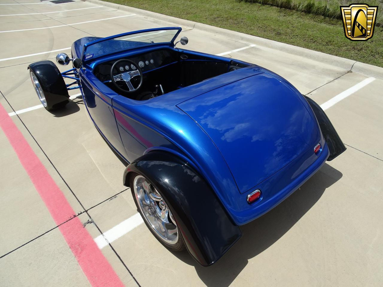 Large Picture of Classic '33 Type 33 Roadster Offered by Gateway Classic Cars - Dallas - L8EM