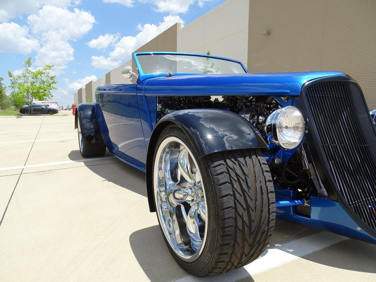 Large Picture of Classic 1933 Type 33 Roadster located in DFW Airport Texas - L8EM