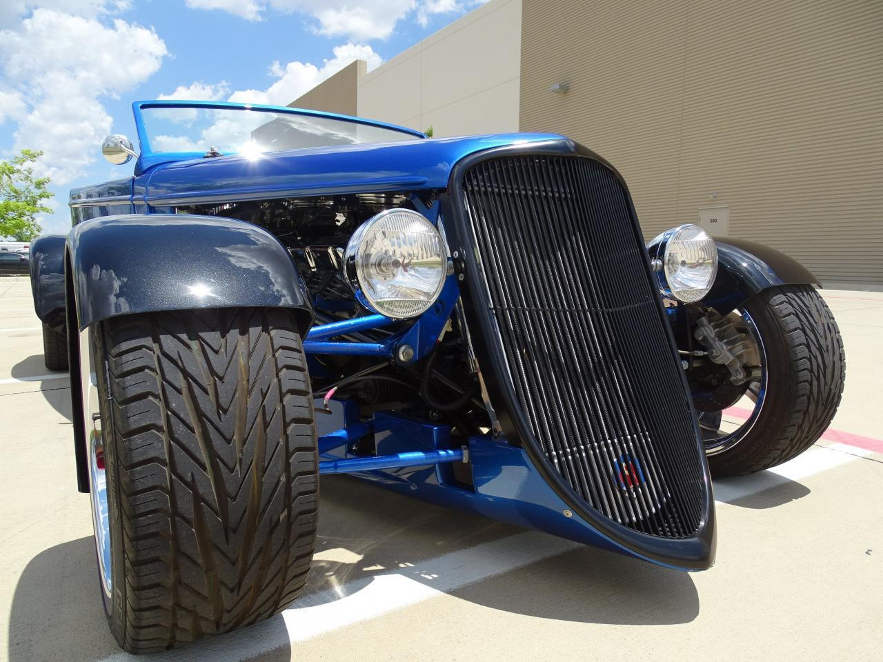 Large Picture of 1933 Type 33 Roadster located in Texas Offered by Gateway Classic Cars - Dallas - L8EM