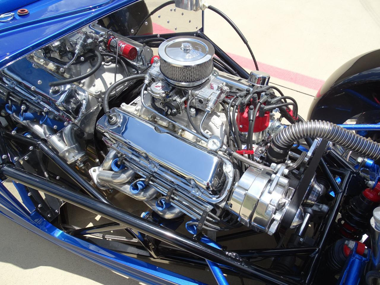 Large Picture of 1933 Factory Five Type 33 Roadster located in Texas - $59,995.00 - L8EM