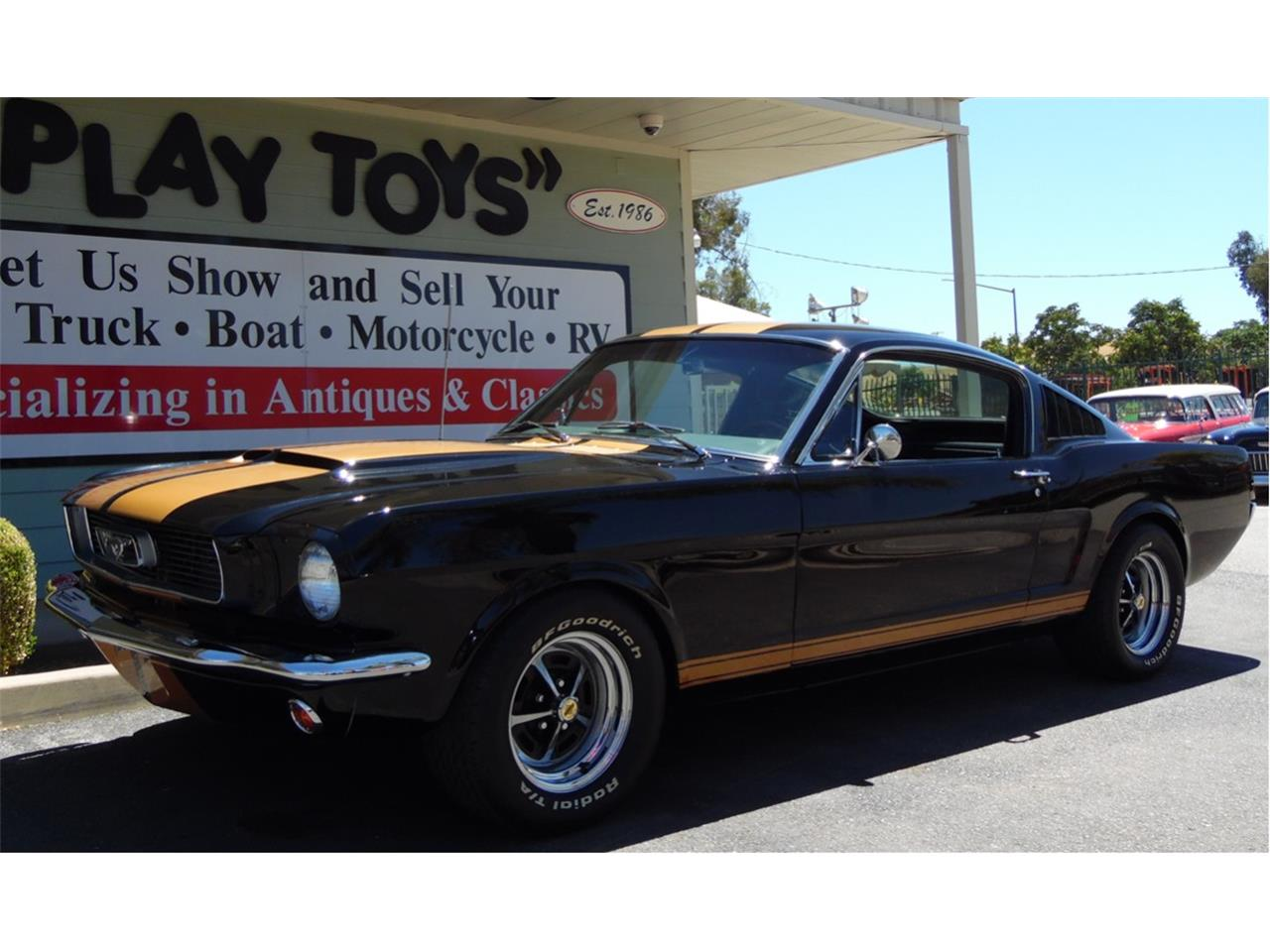 Large Picture of '66 Mustang located in Redlands California Offered by Play Toys Classic Cars - LD2L