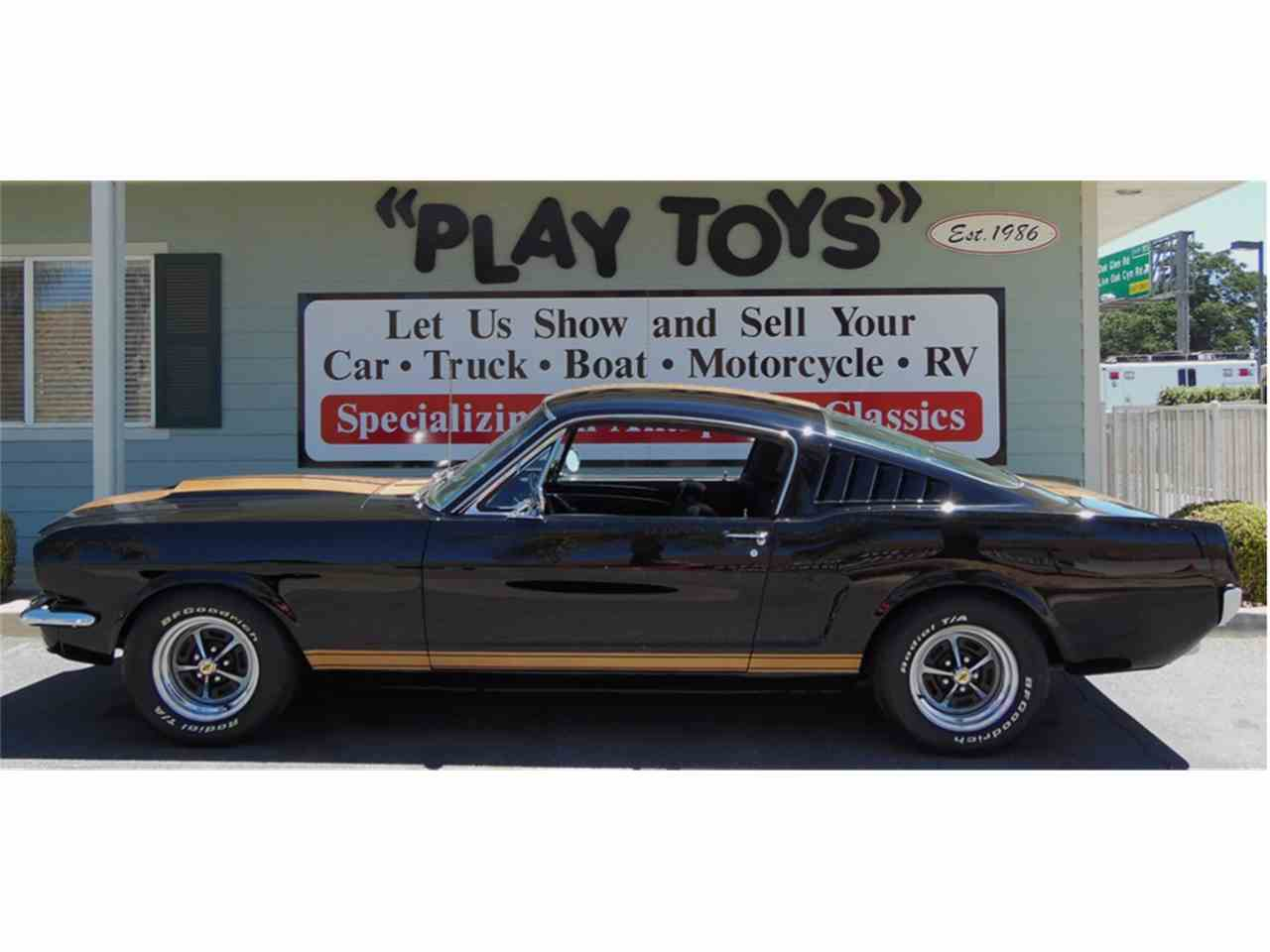 Large Picture of '66 Mustang - LD2L