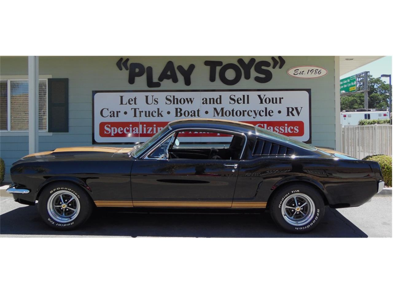 Large Picture of Classic '66 Ford Mustang located in California - $57,995.00 - LD2L