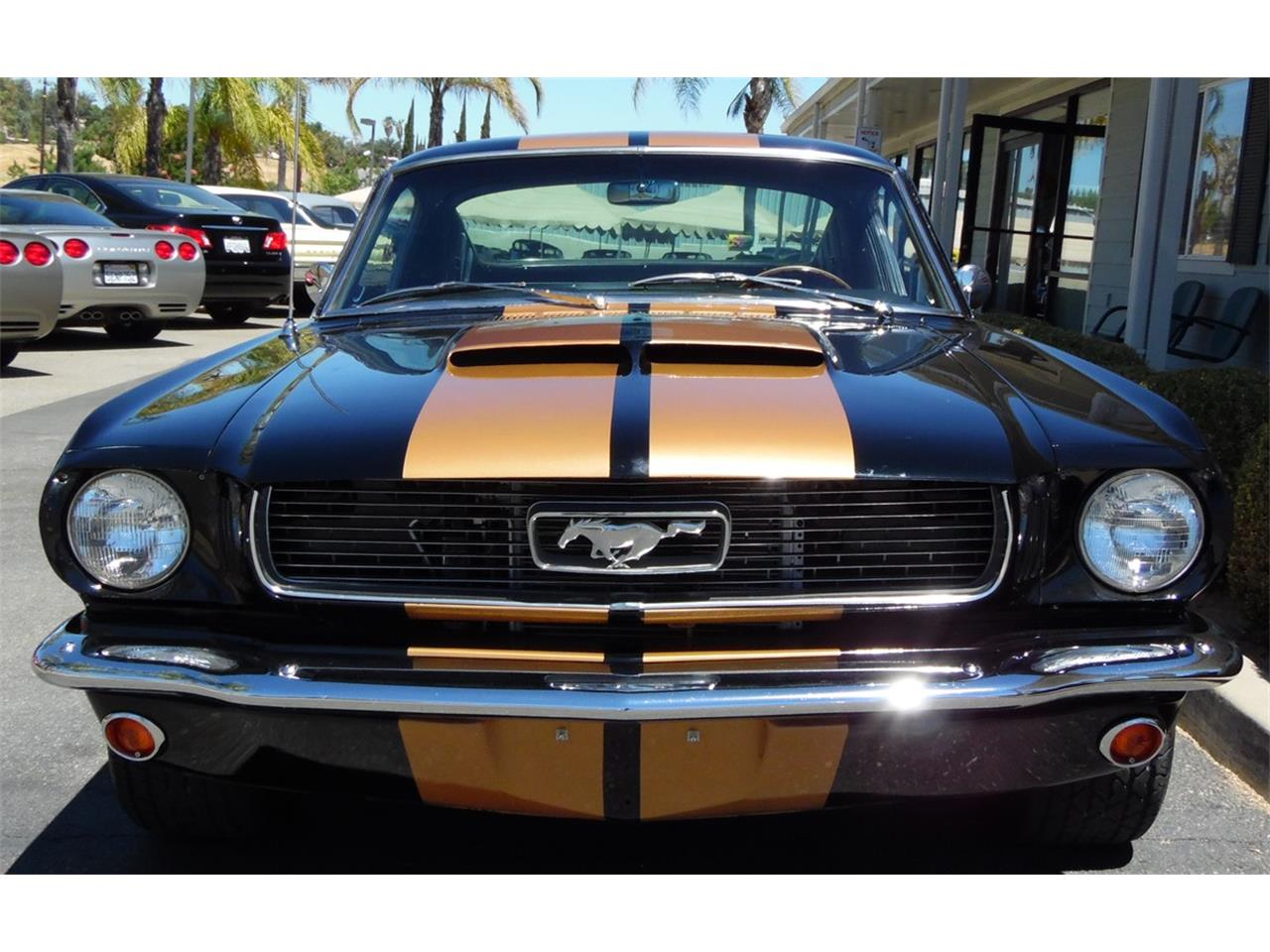 Large Picture of 1966 Ford Mustang - LD2L