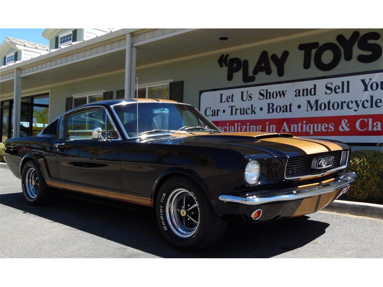 Large Picture of Classic '66 Ford Mustang located in California Offered by Play Toys Classic Cars - LD2L