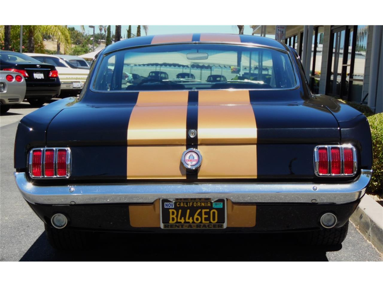 Large Picture of '66 Ford Mustang Offered by Play Toys Classic Cars - LD2L