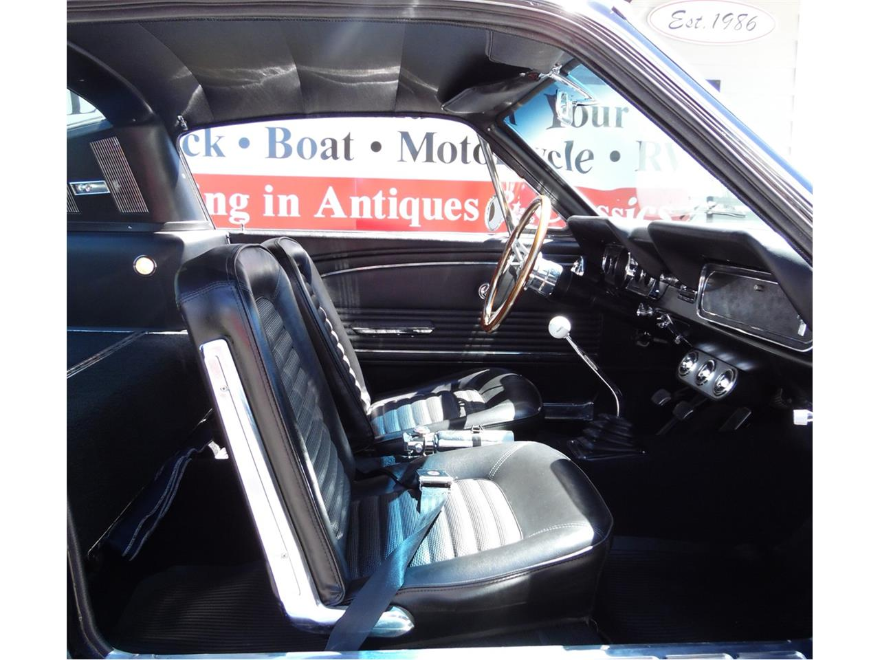 Large Picture of Classic '66 Mustang located in California - $57,995.00 Offered by Play Toys Classic Cars - LD2L