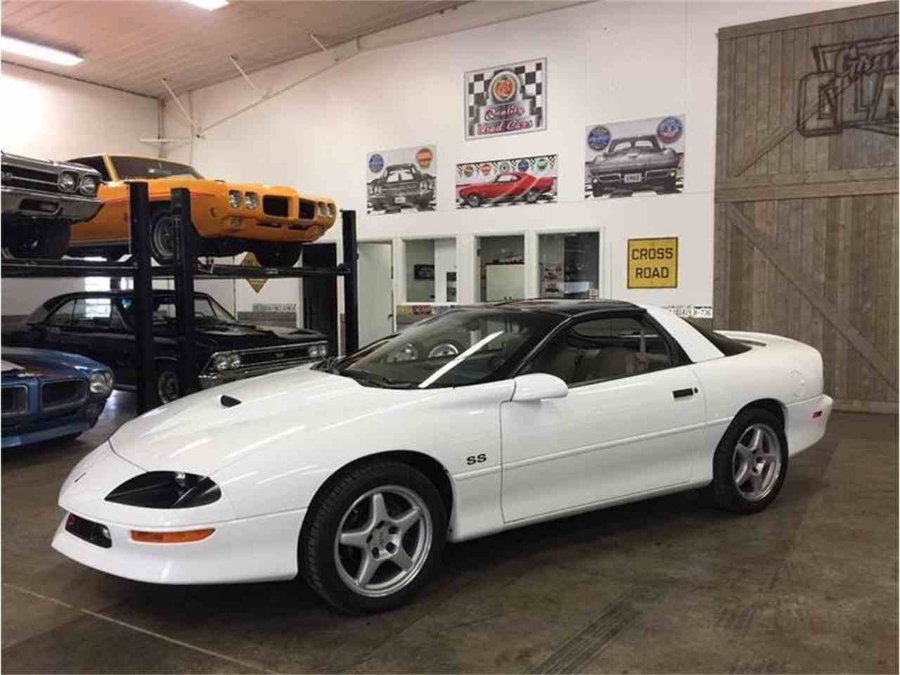 Large Picture of '96 Camaro - LD2T