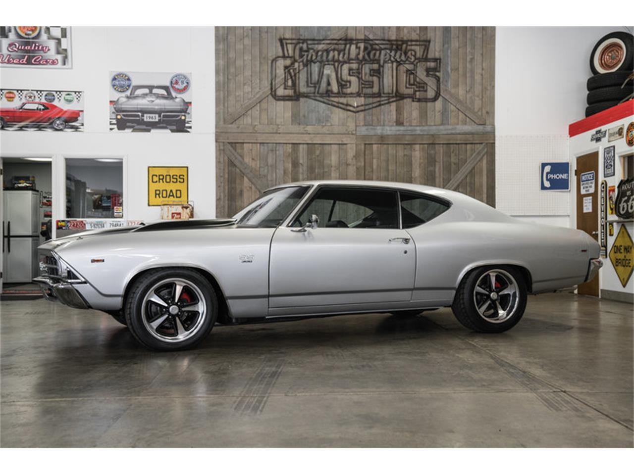 Large Picture of '69 Chevelle - LD2X