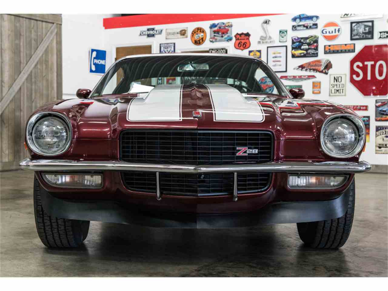 Large Picture of '72 Camaro - LD2Z