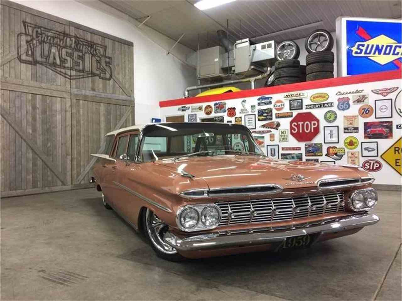 1959 chevrolet impala for sale cc 996751. Black Bedroom Furniture Sets. Home Design Ideas