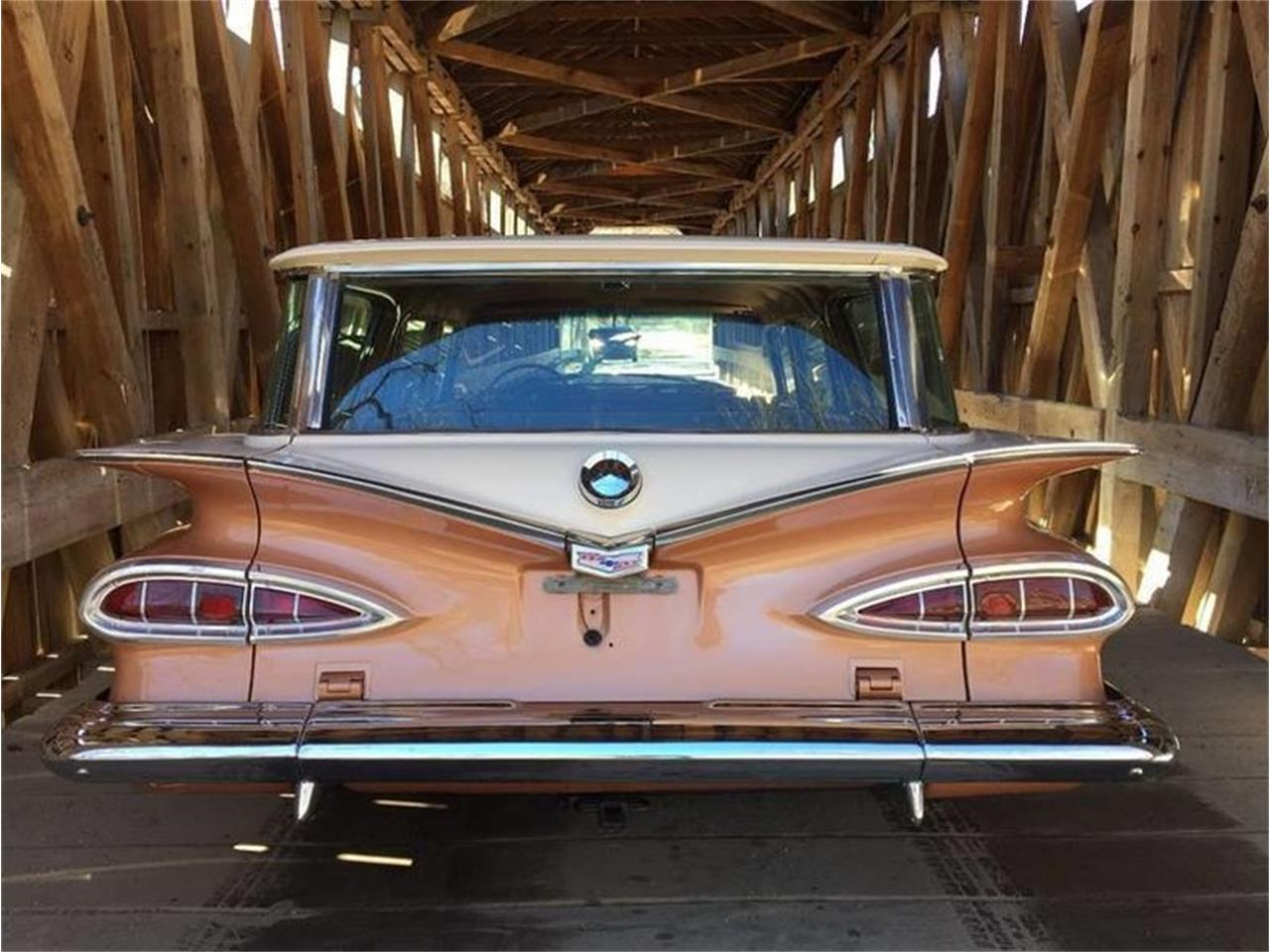 Large Picture of '59 Chevrolet Impala - $54,990.00 - LD3J