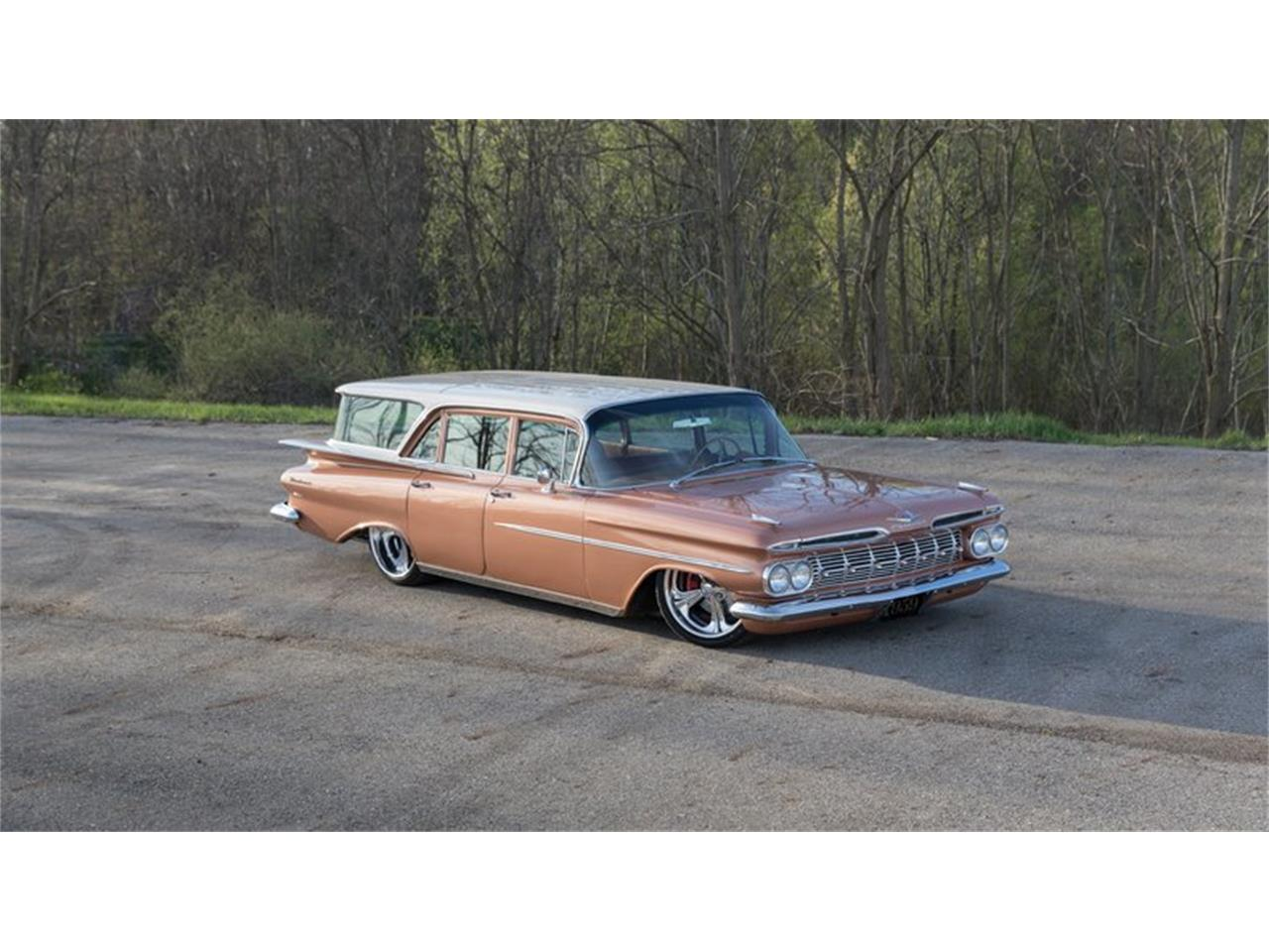 Large Picture of Classic 1959 Chevrolet Impala located in Grand Rapids Michigan - $54,990.00 Offered by Grand Rapids Classics - LD3J