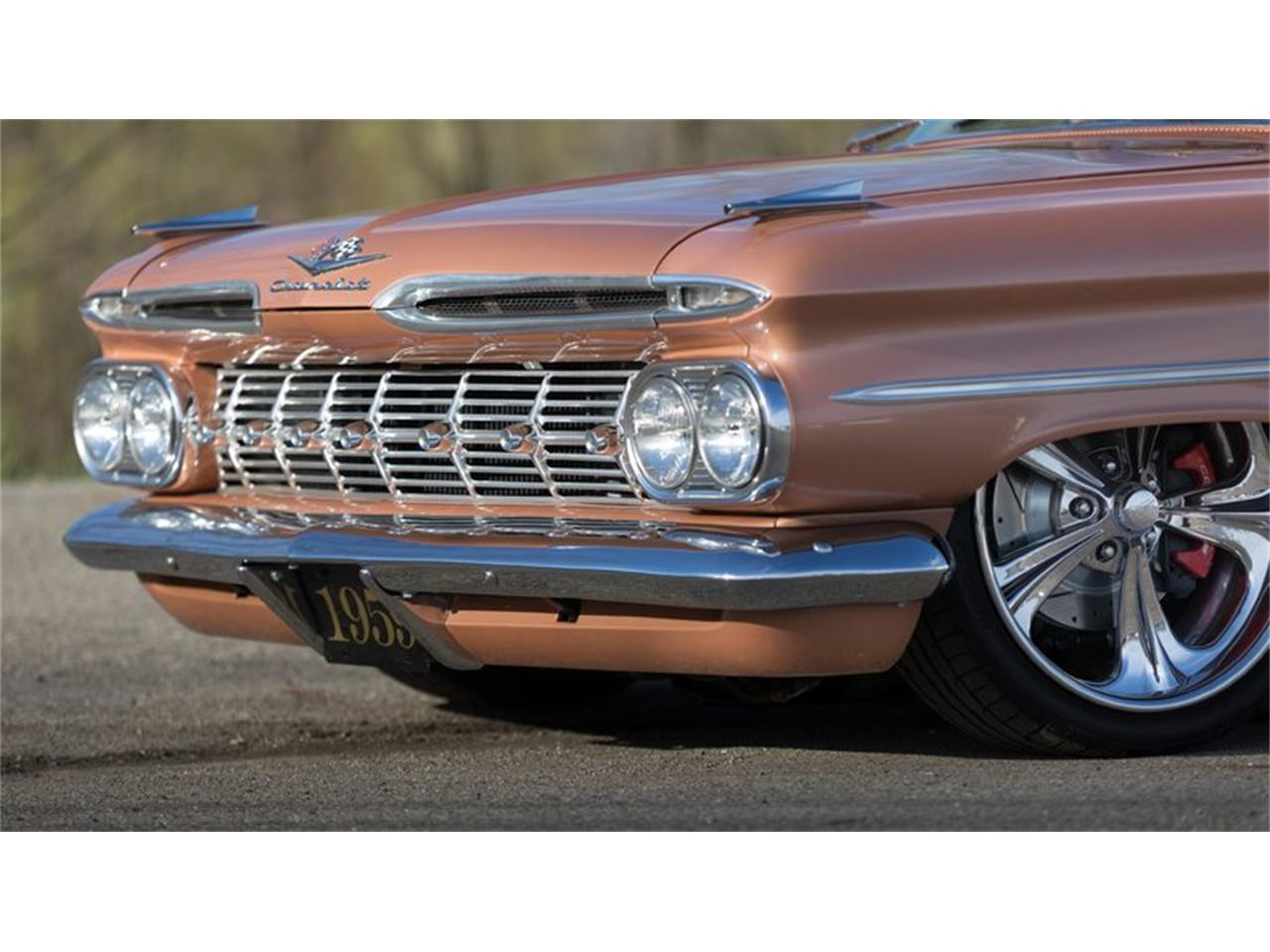 Large Picture of Classic 1959 Chevrolet Impala - $54,990.00 Offered by Grand Rapids Classics - LD3J