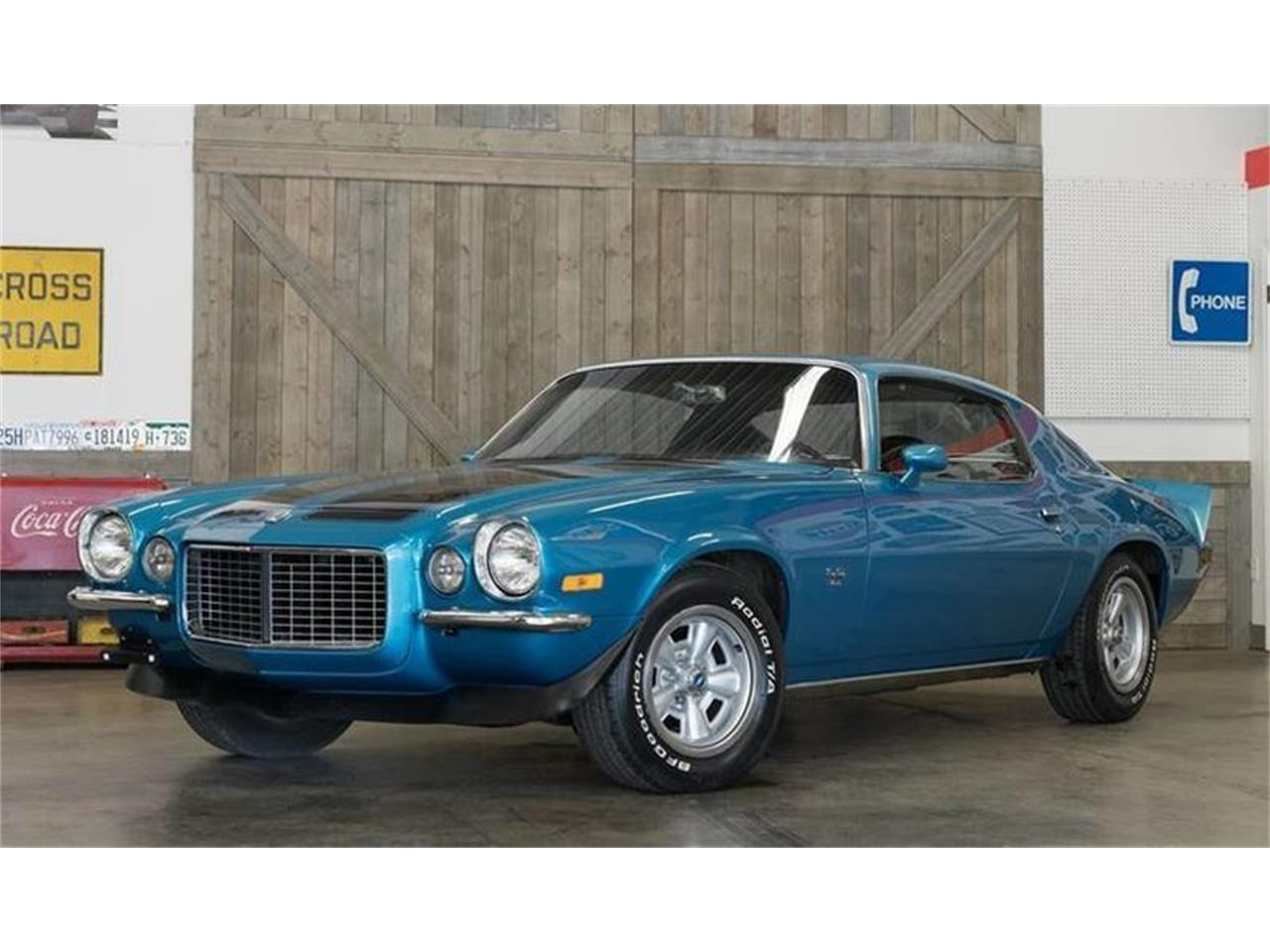Large Picture of Classic '70 Camaro located in Michigan Offered by Grand Rapids Classics - LD3M