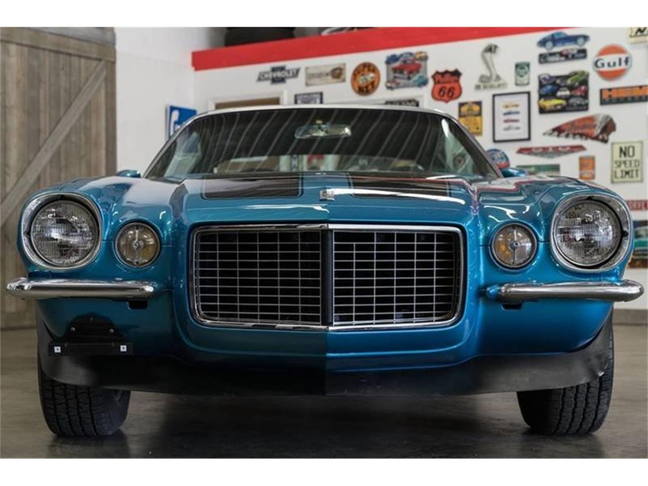 Large Picture of Classic '70 Chevrolet Camaro located in Grand Rapids Michigan - $31,990.00 Offered by Grand Rapids Classics - LD3M