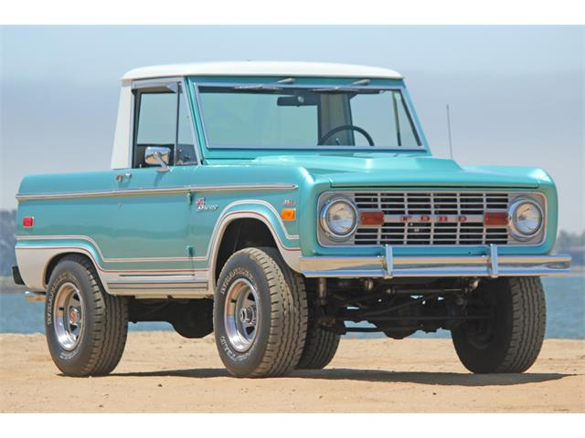 1970 Ford Bronco For Sale On ClassicCars.com On