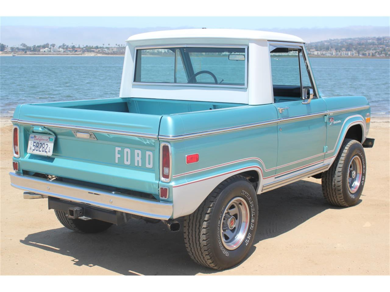 Ford Dealers San Diego >> 1970 Ford Bronco for Sale | ClassicCars.com | CC-996759