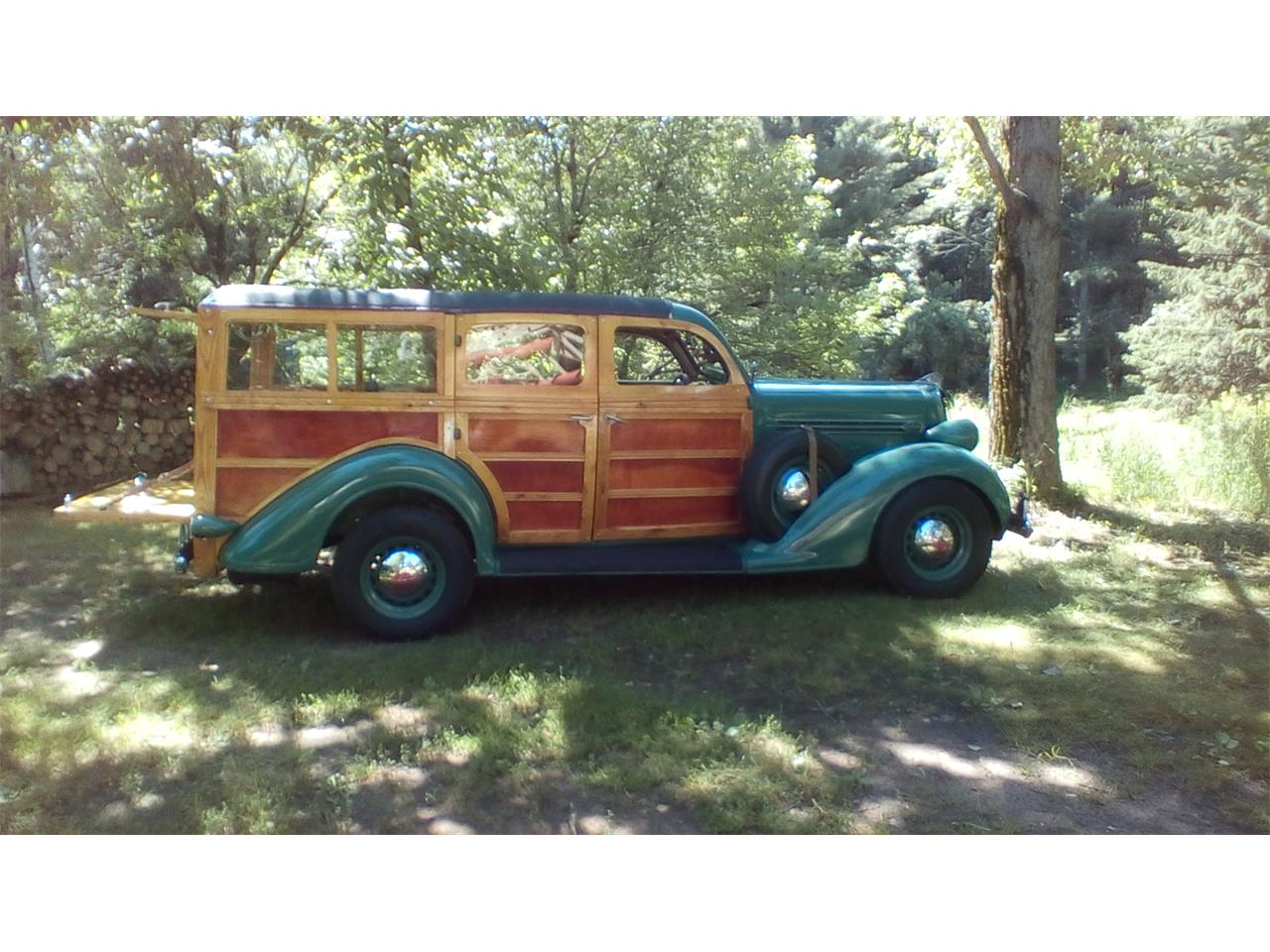 Large Picture of 1936 Plymouth Woody Wagon Offered by a Private Seller - LD3V