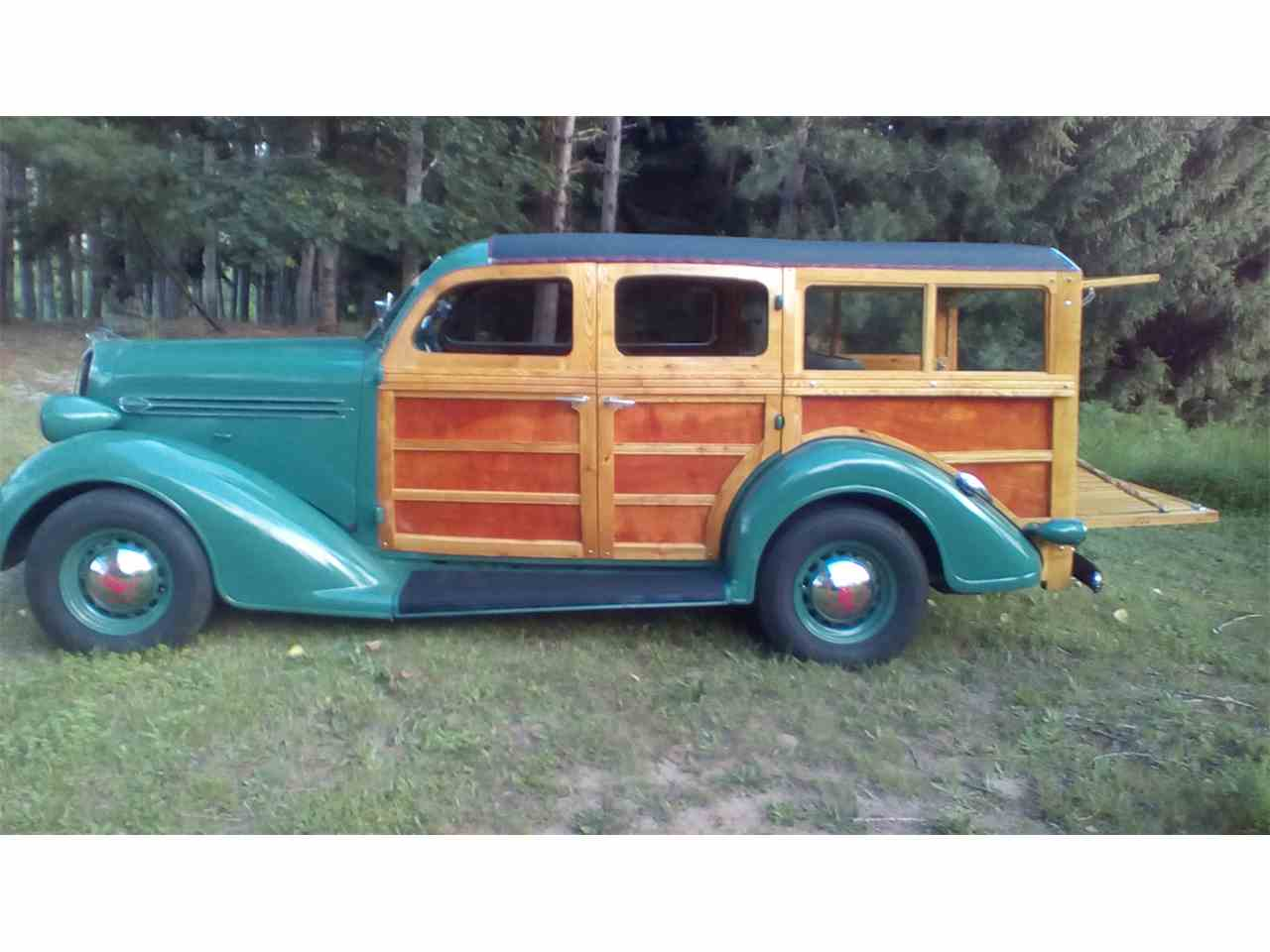 Large Picture of '36 Woody Wagon - LD3V
