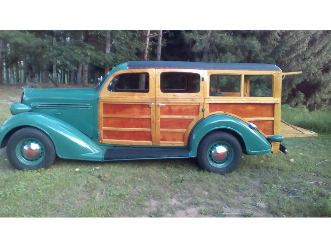 Large Picture of Classic '36 Woody Wagon - $47,500.00 - LD3V