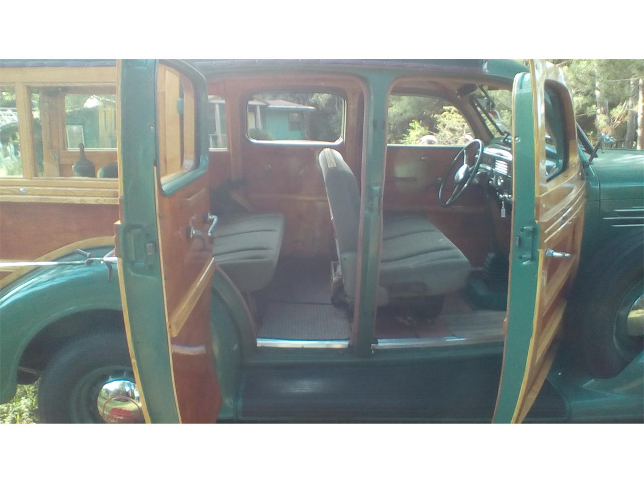 Large Picture of Classic 1936 Plymouth Woody Wagon located in Marquette Michigan Offered by a Private Seller - LD3V