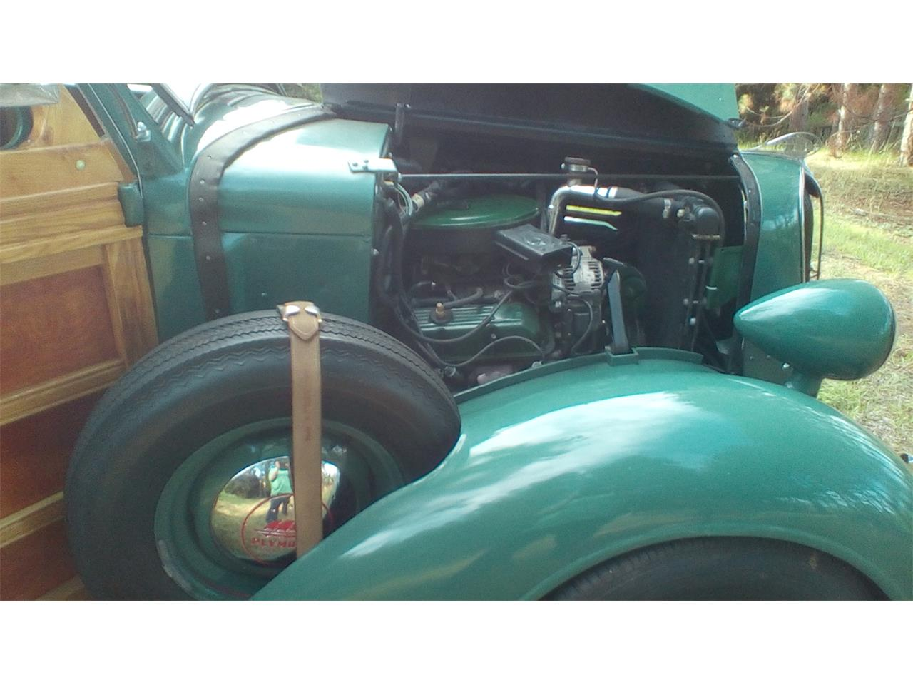 Large Picture of Classic '36 Plymouth Woody Wagon located in Michigan - $47,500.00 - LD3V