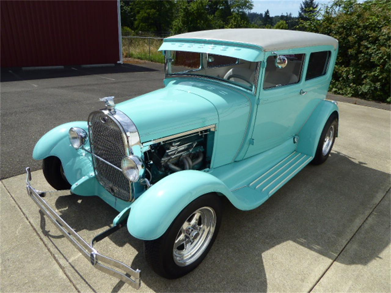 Large Picture of Classic '28 Ford Model A located in Oregon Offered by West Coast Collector Cars - LD4A