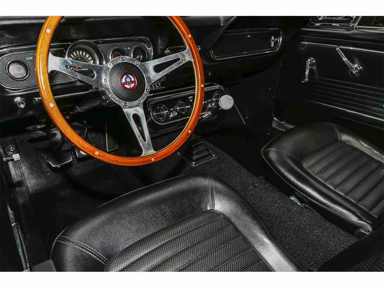 Large Picture of '66 Mustang - LD4P